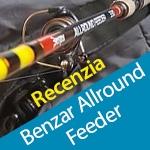 Recenzia na prút Benzar Allround Feeder 20-110G 3,3 metrov
