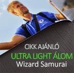 Álom ultra light módra:Wizard Samurai