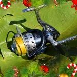 TOP 10 L&K karácsonyi ajándék ötlet pergető horgászoknak