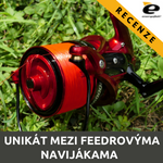 Unikát mezi feedrovýma navijákama