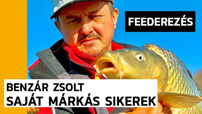 Saját márkás termékekkel eredményesnek lenni, ez minden horgász álma!