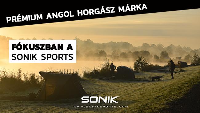 Sonik Sports - A funkcionális profizmus