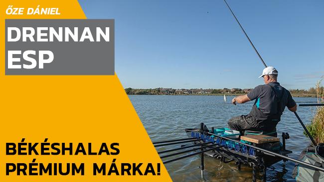 Drennan, ESP – Békéshalas termékek prémium minőségben!