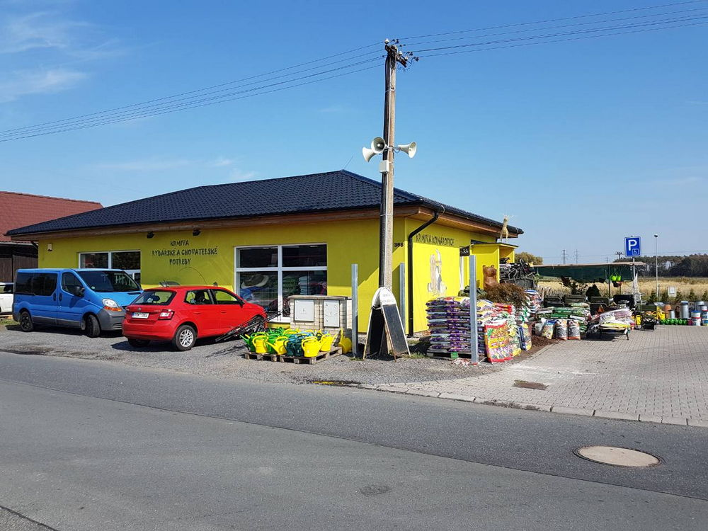 Krmiva Konárovice