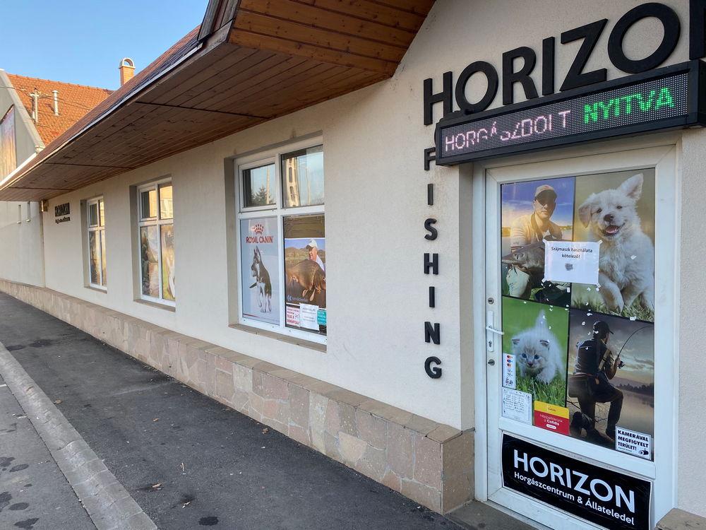Horizon Horgászcentrum és Állateledel