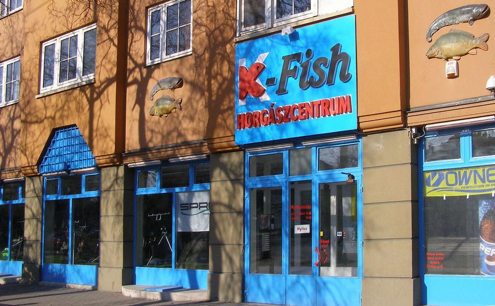 K-FISH HORGÁSZCENTRUM