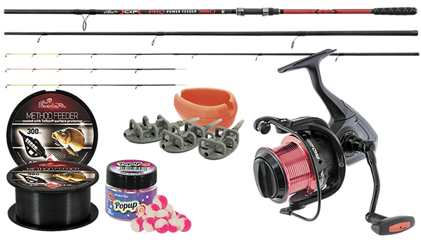 CARP EXPERT PRO POWER FEEDER SZETT
