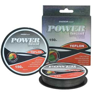 ET POWER BRAID TEFLON 0,10MM