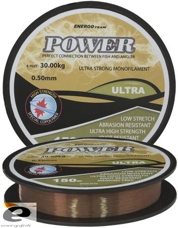 ZSINÓR ET ULTRA POWER 0,30 MM 150M