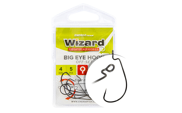 HOROG WIZARD BIG EYE OFF-SET 8