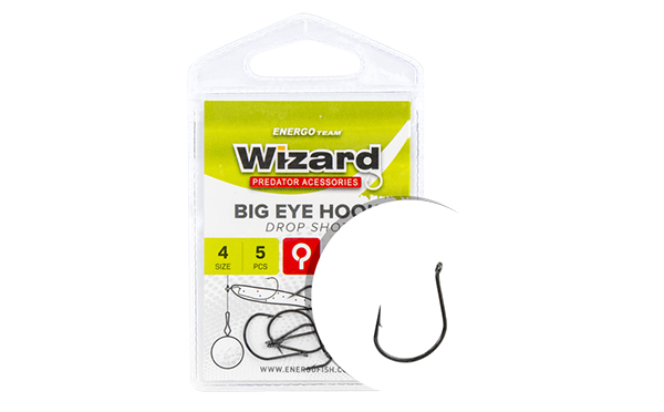 HOROG WIZARD BIG EYE DROP SHOT 6