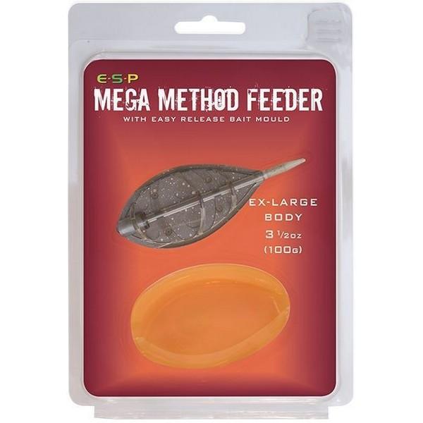ESP MEGA METHOD FEEDER SZETT FORMÁVAL 85G L