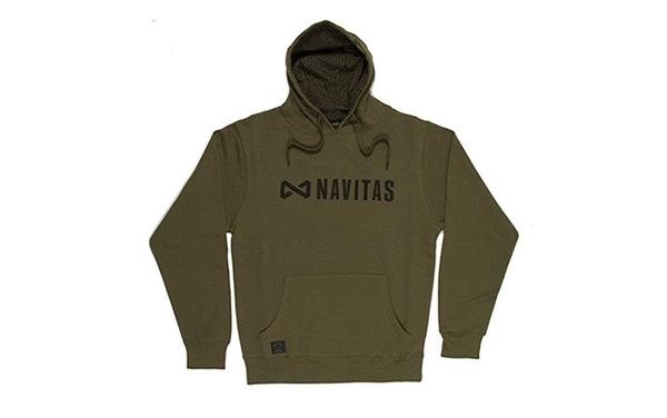 NAVITAS CORE HOODY GREEN XL