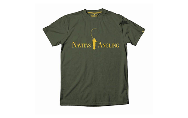 NAVITAS SPORT ICON TEE GREEN S