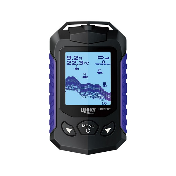LUCKY PONY WIRELESS HANDHELD FISH FINDER