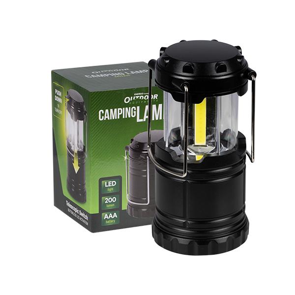 OUTDOOR LAMPA MINI CAMPING