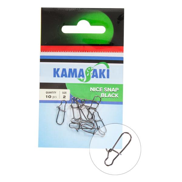 KAMASAKI CSOMAGOS NICE SNAP 2 10DB/CS