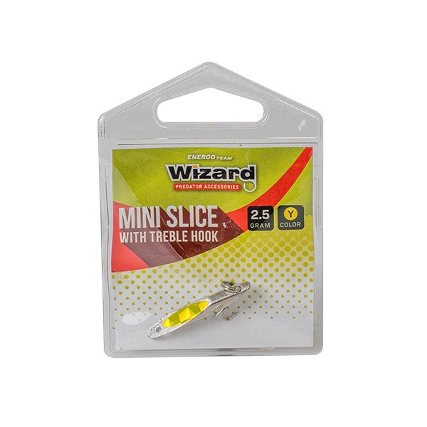 WIZARD MINI SLICE S ALBASTRU There is no unique product image for this product version, so the main product image is displayed.