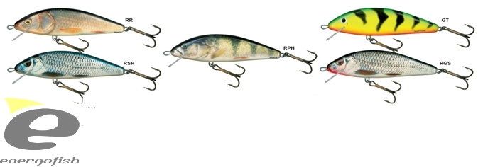 SALMO WOBBLER WARRIOR CRANK W15C GT