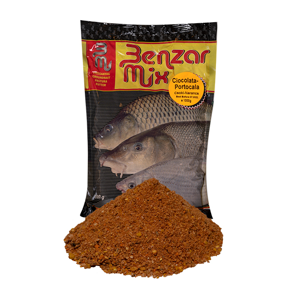 BENZAR MIX BIG FISH 1KG