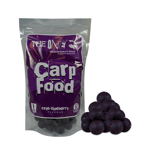 THE ONE BOILIES ROZPUSTNÉ CARP FOOD 22MM 1KG