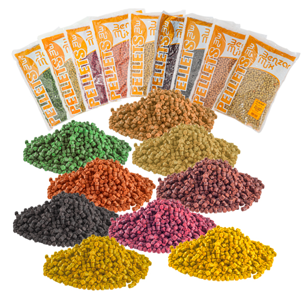 BENZAR MIX PELLET KARASZ PONTY 6MM