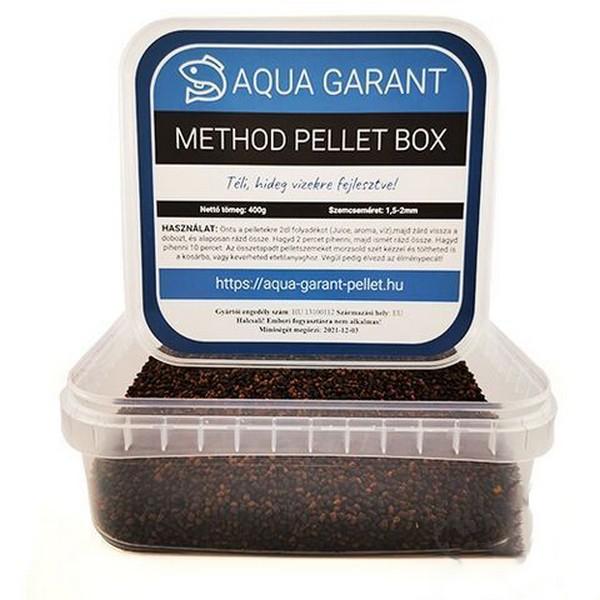 AQUA GARANT METHOD PELLET BOX 400G