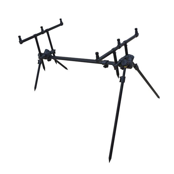 CARPON 3 ROD BLACK SKY ROD POD