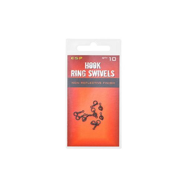 ESP HOOK RING SWIVEL KAPOCS 10DB/CSOMAG