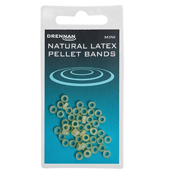 DRENNAN LATEX PELLET BANDS 3MM - SMALL 50DB