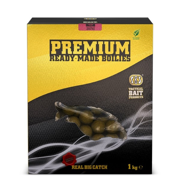 SBS PREMIUM READY-MADE BOILIES M3 5 KG 14 MM