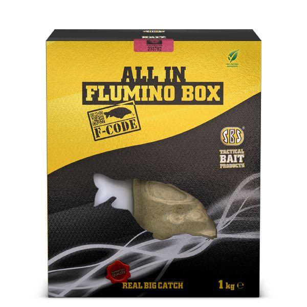 ALL IN FLUMINO BOX F-CODE UNDERCOVER 1,5KG
