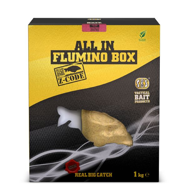 ALL IN FLUMINO BOX Z-CODE PINEAPPLE 1,5KG