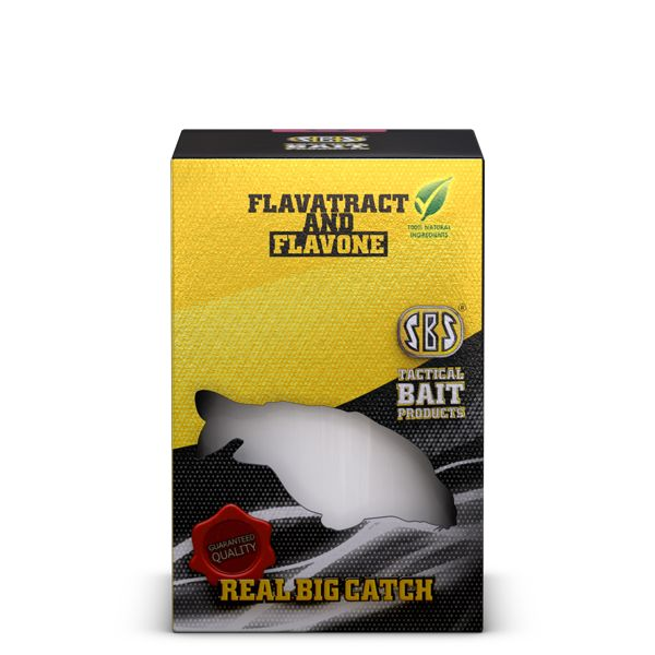 SBS FLAVATTRACT AND FLAVONE FISH 100 GM