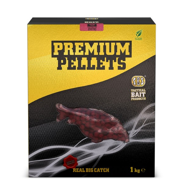 SBS PREMIUM PELLETS M2 5 KG 6 MM