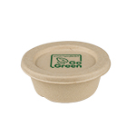 GO GREEN BOX  WITH LID FOR MAGGOT 1 DL