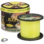CARP EXPERT UV FLUO Yellow 1000m - 0.35m, 14.90kg