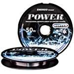 ENERGO TEAM POWER WINTER, TRANSPARENT, 50M