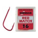 Carlie Drennan Red Match