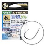 MARUTO HYBRID MSG-01, BLACK NICKEL