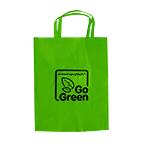 GO GREEN ECO-FRIENDLY SHOPPING BAG