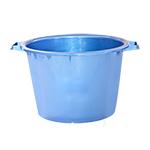 IMPACT PROOF TUB 40L METAL BLUE