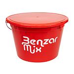 BENZAR MIX BUCKET 25 L+BOWL+COVER