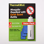 THERMACELL - HUNTER REFILL 48h 4DB PATRON 12  (E-4)