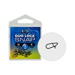L&K DUO LOCK SNAP KAPOCS