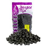 BENZAR MIX BLACK HALIBUT PELLET 800G, 5 KG
