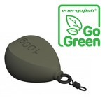 CARP EXPERT GO GREEN SWIVEL FLAT