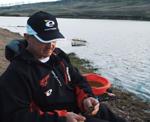 Aktívny rybolov v Moldavsku