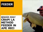 Crapi la method feeder in ape reci